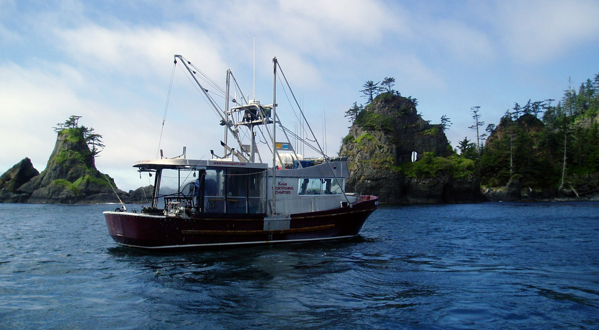The Flying O Prince Rupert Fishing Charter